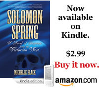 Solomon - Available on Kindle!